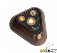 smart 33, кнопка вызова персонала, с отменой вызова и запросом счета