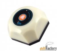 ibells-301, кнопка вызова персонала, белая