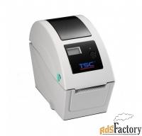 Принтер этикеток TSC TDP 225, прямая термопечать,58мм,203dpi, USBLAN