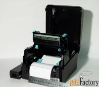 Принтер этикеток GoDEX GE300U, термотрансферная печать,108 мм,203 dp