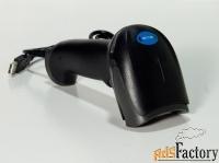 Сканер штрих-кода Netum NT-2012, 1D Laser, ручной проводной