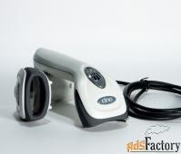 Сканер штрих-кода Cino F560, Imager 1d, ручной, серый