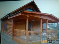 строительство домов, сооружений