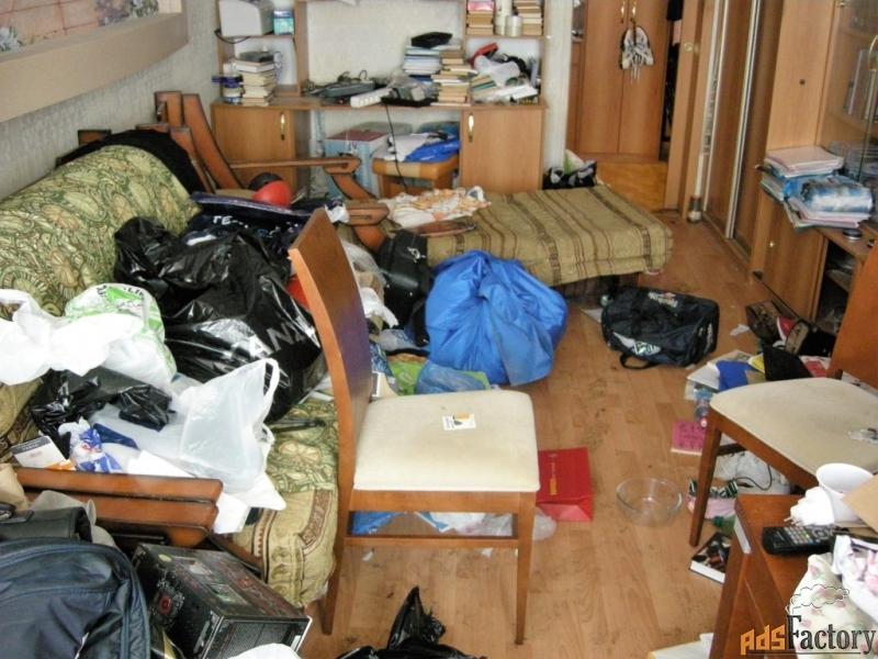дезинфекция  квартиры после смерти и ифицированной вирусами квартиры