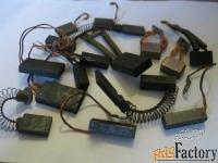 электродвигатели и графитовые щётки