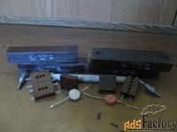 микроэлектроника, радиодетали