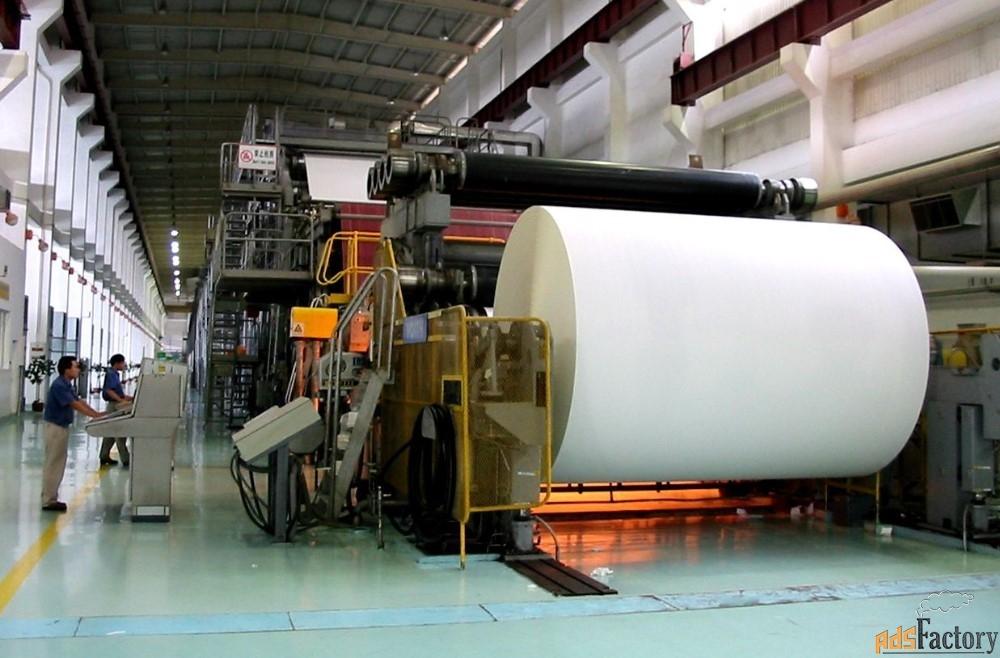 ремонт электроники целлюлозно-бумажного оборудования