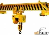 ремонт,модернизация кранов,тельферов,кран-балок
