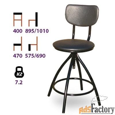 стулья и табуреты для кассиров.