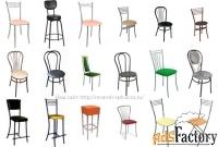 стулья всех типов от производителя.