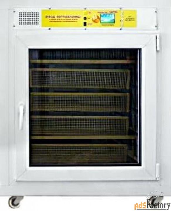 инкубатор на 700 куриных яиц чарли