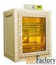 инкубатор на 770 куриных яиц титан premium