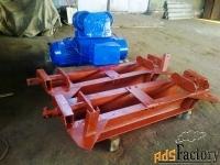 Ремонт, установка, испытания  и продажа эл. тельферов и кран-балок