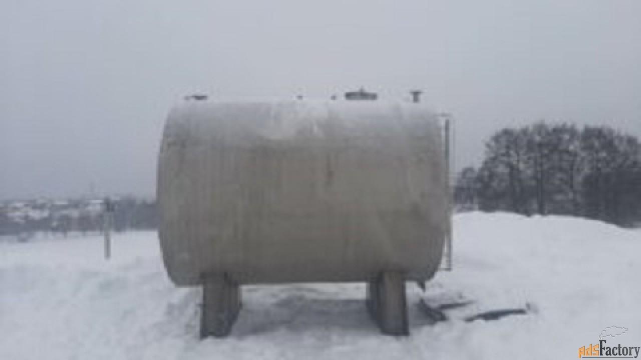 Продается Емкость нержавеющая, объем -13 куб.м