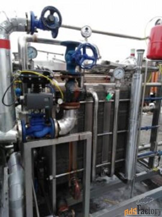 Продаются Пастеризационно-охладительная установка FB 200 G,
