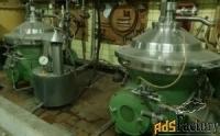 продаются сепараторы для осветления вина westfalia sb80 47-076