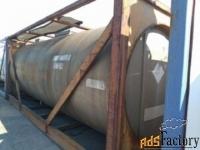 продаются танк — контейнера нержавеющие, объем -20 куб.м.