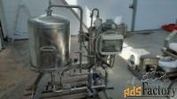 продается фильтр кизельгуровый padovan, площадь 5 кв.м.
