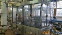 продается линия по розливу алкогольной продукции в стеклянные бутылки