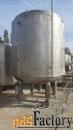 продается емкость нержавеющая (стерил-танк), объем -10 куб.м.