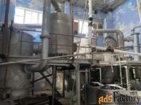 Продается Комплект оборудования по производству сухого молока и сыворо