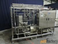 Продается Пастеризационная трубчатая установка, пр-ть 5720-11400 л/час