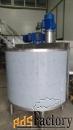 Продается Емкость нержавеющая новая, объем — 1 куб.м.,