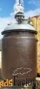 Продается Реактор нержавеющий, объем — 1 куб.м.