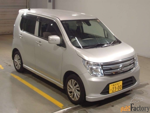 suzuki wagon r+, 2014