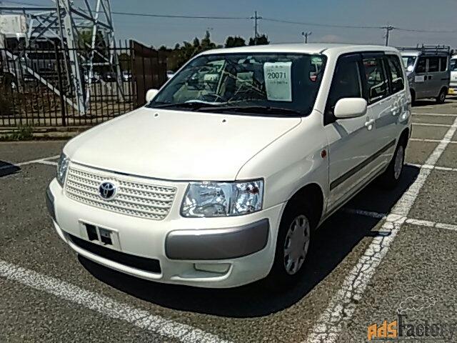 Toyota Succeed, 2012