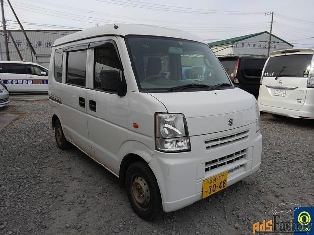 Suzuki Every, 2012