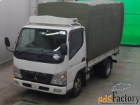 грузовик бортовой тент mitsubishi canter 2 тн
