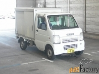 микрогрузовик suzuki carry кузов da63t фургон гв 2