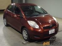 Toyota Vitz, 2010
