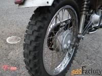 мотоцикл дорожный honda cl50 benly рама cd50 гв 2000 ben lee minibike