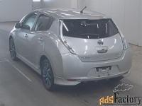 Nissan Leaf, 2014
