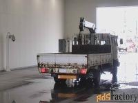 грузовик манипулятор бортовой isuzu forward рама frr32hb с кму tadano
