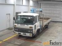 грузовик манипулятор бортовой nissan condor шасси рама cm87ke с кму