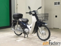 мотоцикл дорожный honda super cub рама aa04 скутерета корзина кофр