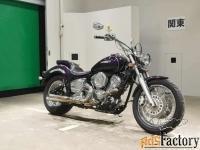 Мотоцикл круизер Yamaha Dragstar 1100 рама VP13J гв 2001