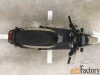 Скутер Honda Zoomer-X рама JF38 пробег 6 934 км