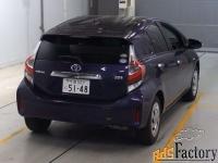 Toyota Aqua, 2018