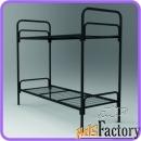 двухъярусные металлические кровати, кровати со спинками дсп