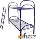 металлические кровати от производителя, одноярусные для больниц
