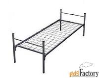 армейские металлические кровати, кровати эконом в бытовки, оптом