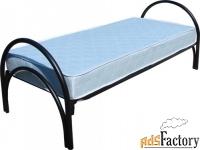 кровати металлические одноярусные, двухъярусные, трехъярусные оптом