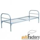 удобные и крепкие кровати на металлокаркасе