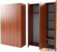 шкафы деревянные для отелей