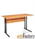 столы на металлической основе