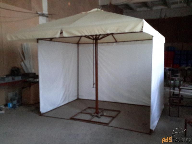зонт - палатка 3х3 м.